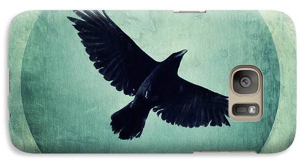 Flying High Galaxy Case by Priska Wettstein