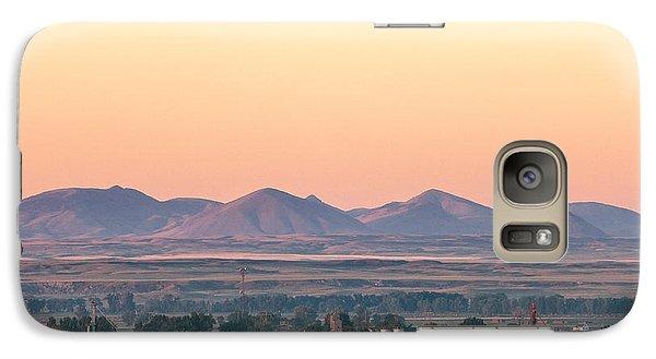Foggy Harlem Bottom Galaxy S7 Case by Todd Klassy
