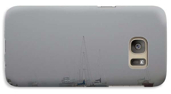 Waiting Out The Fog Galaxy S7 Case