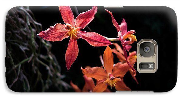 Galaxy Case featuring the photograph Follow The Leader by David Sutton