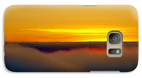 Galaxy Case featuring the photograph Follow The Light by Paul Foutz