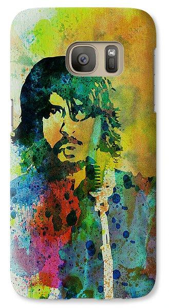 Foo Fighters Galaxy Case by Naxart Studio