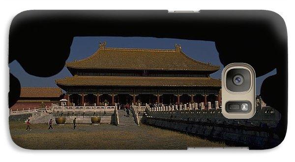 Forbidden City, Beijing Galaxy S7 Case