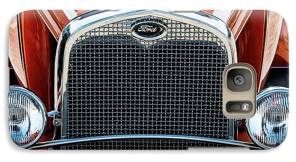 Galaxy Case featuring the photograph Ford Coupe by Brad Allen Fine Art