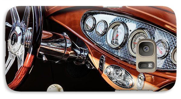 Galaxy Case featuring the photograph Ford Coupe IIi by Brad Allen Fine Art