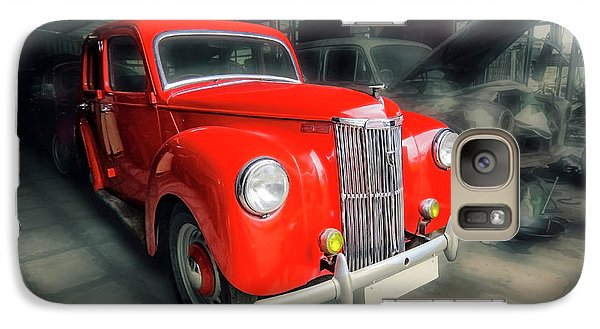 Galaxy Case featuring the photograph Ford Prefect by Charuhas Images
