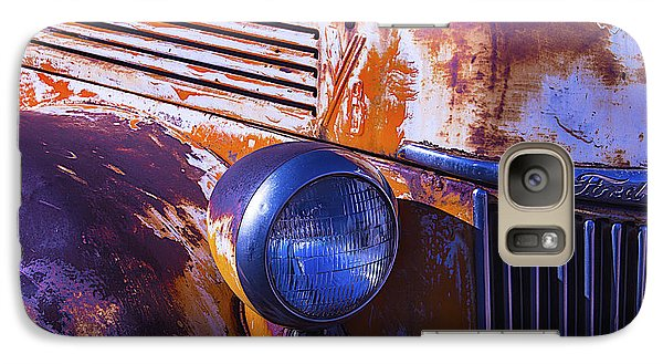 Ford Truck Galaxy S7 Case by Garry Gay