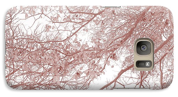 Forest Canopy Galaxy S7 Case