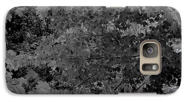 Forest Hut Galaxy S7 Case