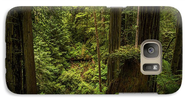 Forest Primeval Galaxy S7 Case
