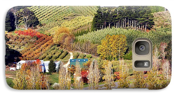 Galaxy Case featuring the photograph Forest Range, Adelaide Hills by Bill  Robinson