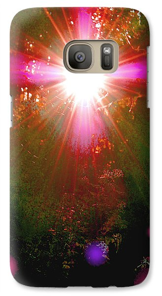 Forest Spirit Galaxy S7 Case