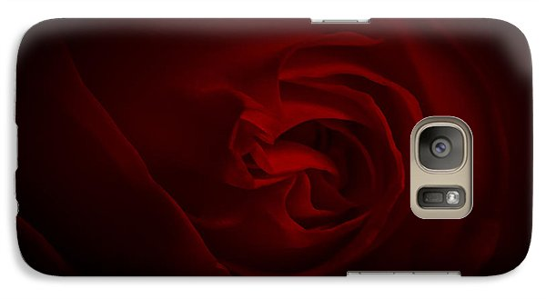 Galaxy Case featuring the photograph Forever Love by Annette Hugen