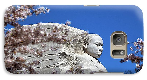 Galaxy Case featuring the photograph Forgive by Mitch Cat