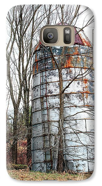 Galaxy Case featuring the photograph Forsaken by Richard Bean
