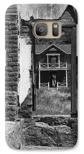 Galaxy Case featuring the photograph Fort Davis by Kerry Beverly
