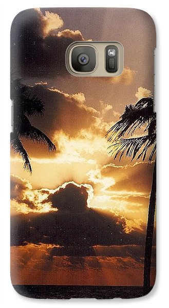 Galaxy Case featuring the photograph Fort Lauderdale Beach by Denise Moore