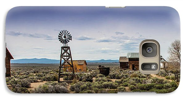 Fort Rock Museum Galaxy S7 Case