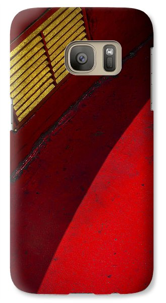 Galaxy Case featuring the photograph Foxy by Skip Hunt