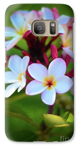 Galaxy Case featuring the photograph Fragrant Sunset by Kelly Wade