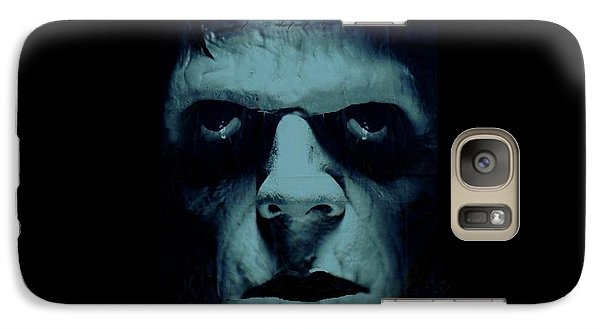 Galaxy Case featuring the photograph Frankenstein by Janette Boyd