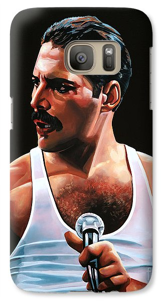 Freddie Mercury Galaxy S7 Case