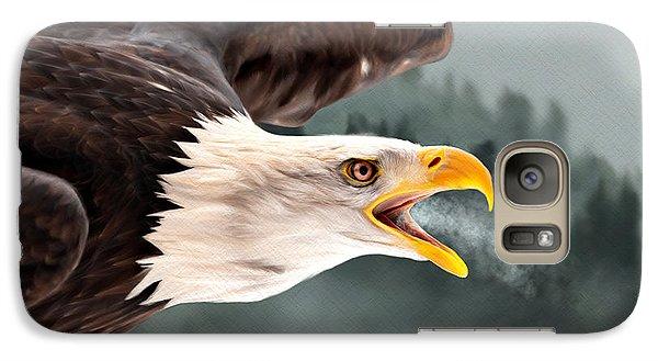 Free Spirit Galaxy S7 Case
