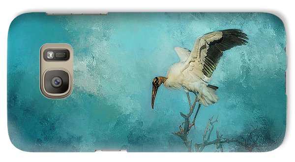 Stork Galaxy S7 Case - Free Will by Marvin Spates