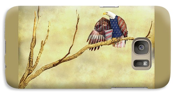Galaxy S7 Case featuring the photograph Freedom by James BO Insogna
