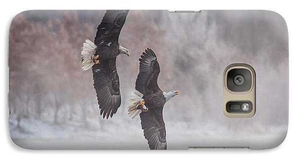 Galaxy Case featuring the photograph Freedom by Kelly Marquardt