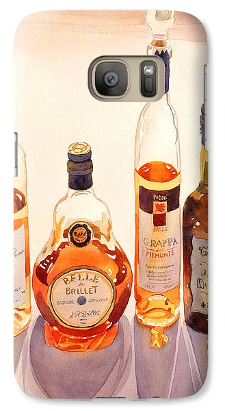 French Liqueurs Galaxy S7 Case