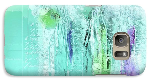 Galaxy Case featuring the digital art French Still Life - 14b by Variance Collections