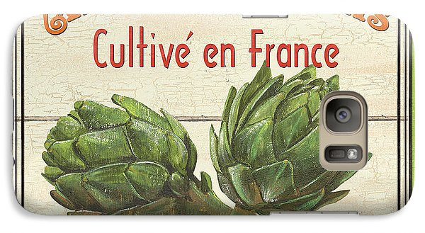 French Vegetable Sign 2 Galaxy S7 Case