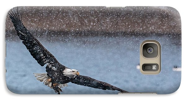 Galaxy Case featuring the photograph Fresh Catch by Kelly Marquardt