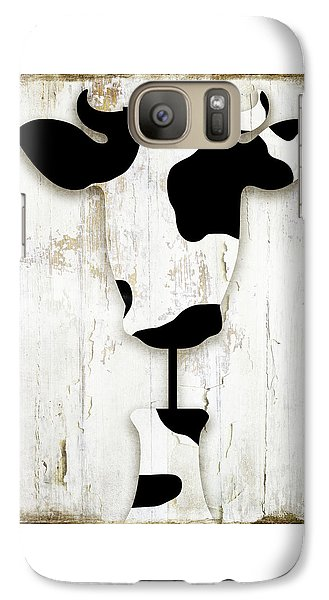 Cow Galaxy S7 Case - Fresh Dairy by Mindy Sommers