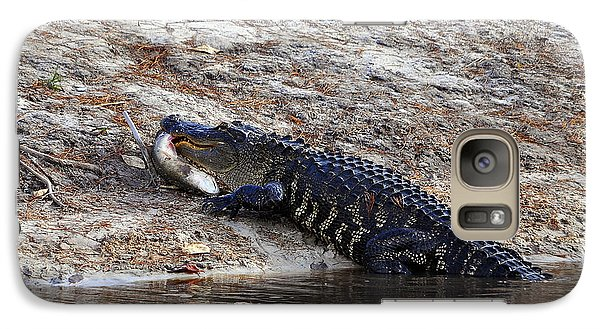 Galaxy Case featuring the photograph Fresh Fish by Al Powell Photography USA