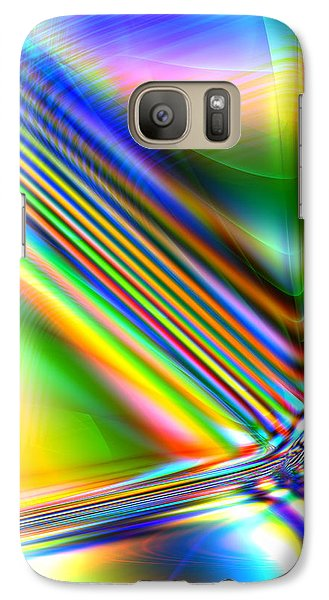 Galaxy Case featuring the digital art Freshly Squeezed by Andreas Thust
