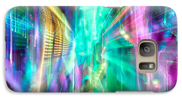 Magician Galaxy S7 Case - Friction by Az Jackson