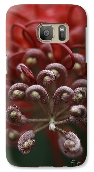 Galaxy Case featuring the photograph Friendly Foe by Stephen Mitchell
