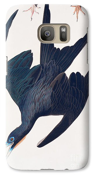 Frigate Penguin Galaxy S7 Case by John James Audubon