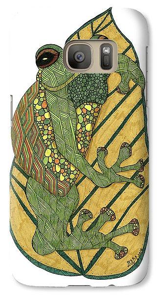 Frog Galaxy S7 Case