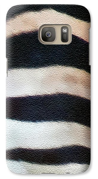 Galaxy Case featuring the photograph From Behind by Hanny Heim