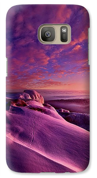 Galaxy Case featuring the photograph From Inside The Heart Of Each by Phil Koch