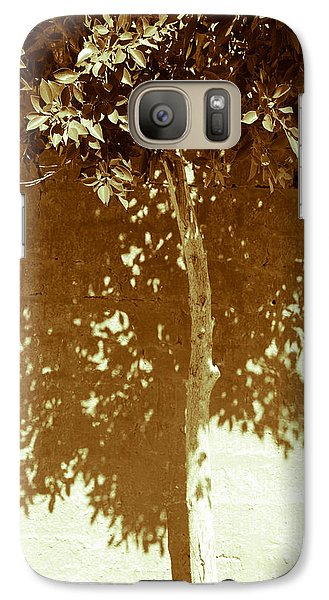 Galaxy Case featuring the photograph From The Plain  by Jez C Self
