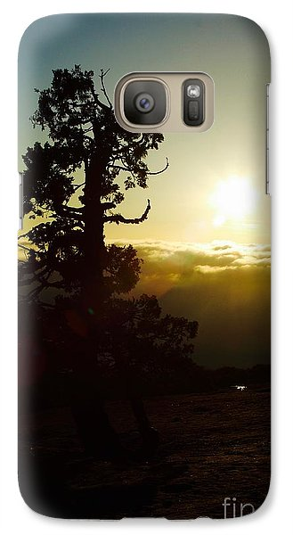 Galaxy Case featuring the photograph Front Row Seat by Paul Foutz