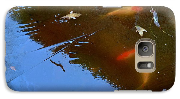 Frozen Carp Galaxy S7 Case