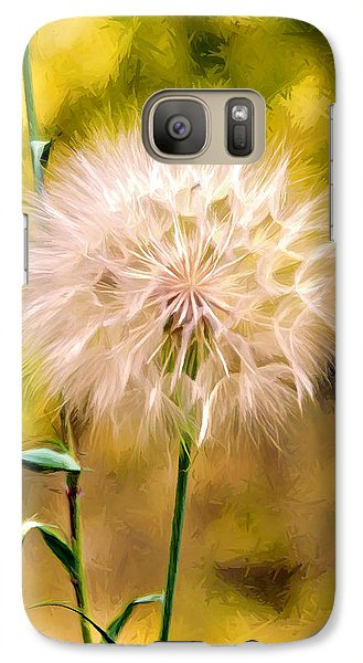 Galaxy Case featuring the digital art Frozen In Time by James Steele
