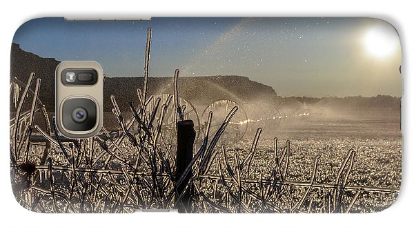 Frozen Sunrise Galaxy S7 Case