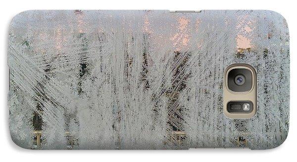 Frozen Window Galaxy S7 Case