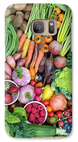 Fruit And Veg Galaxy S7 Case